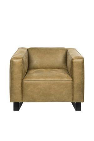 eco-leren fauteuil Bold