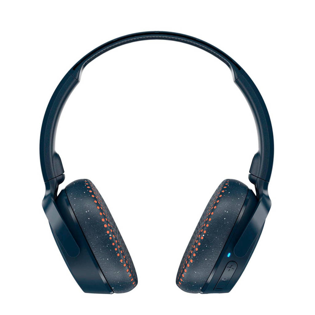 Skullcandy Riff Bluetooth over-ear koptelefoon, Blauw