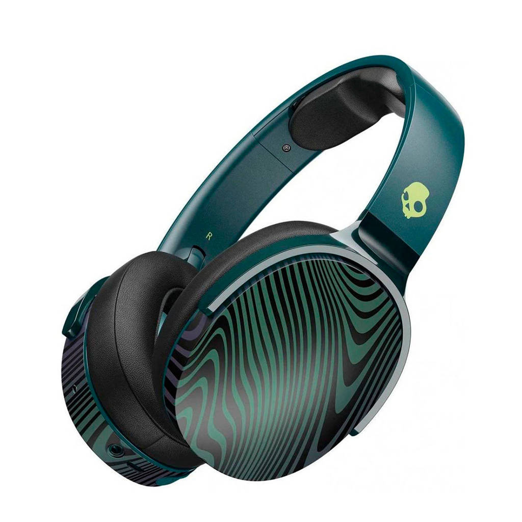 Skullcandy Hesh3 Bluetooth over-ear koptelefoon, Groen