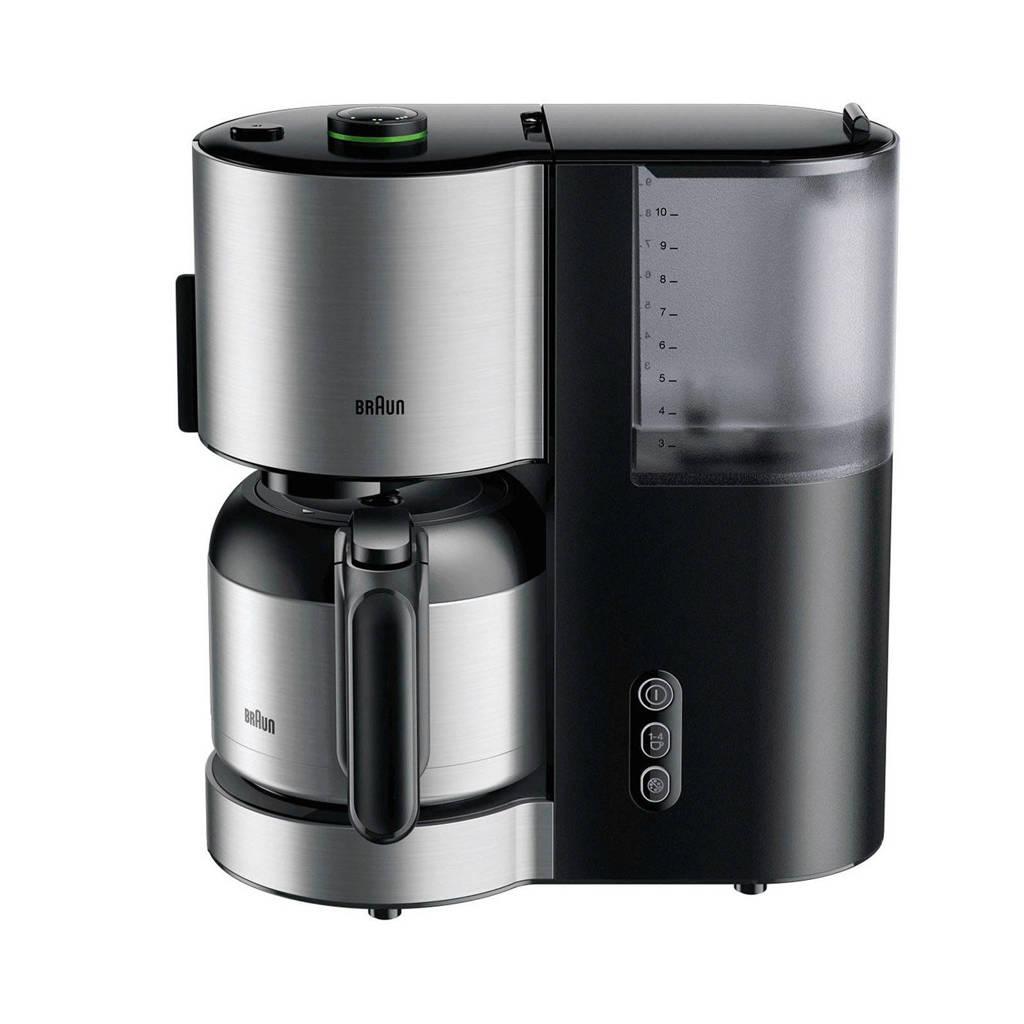 Braun KF5105BK koffiezetapparaat, Zwart