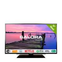 Salora 24HSB2704 smart tv, Zwart