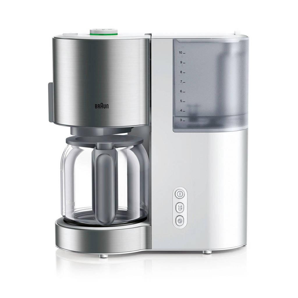 Braun KF5120WH koffiezetapparaat, Wit