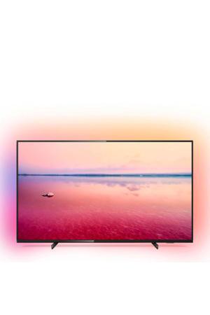 65PUS6704/12 4K Ultra HD tv met driezijdig Ambilight