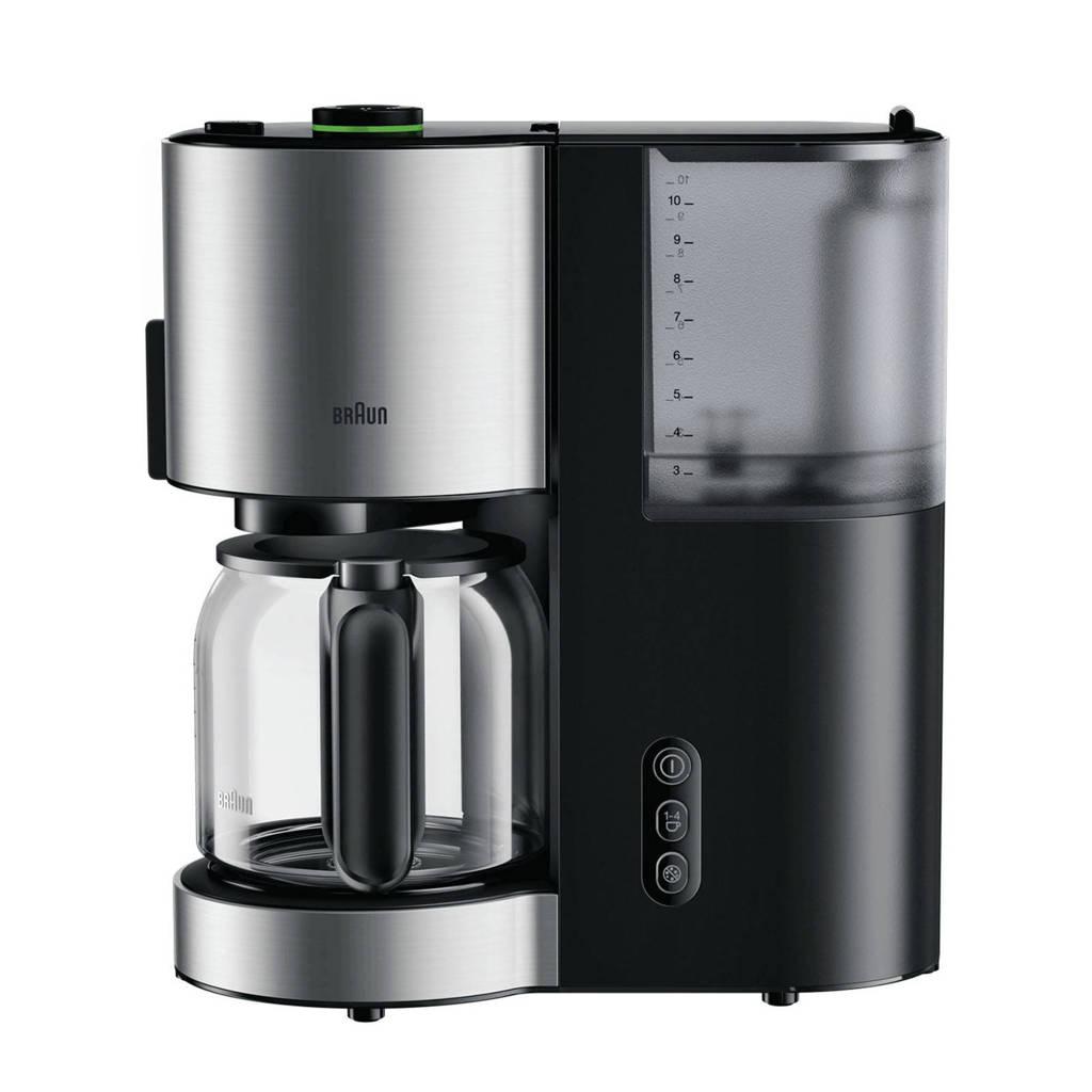 Braun KF5120 koffiezetapparaat, Zwart