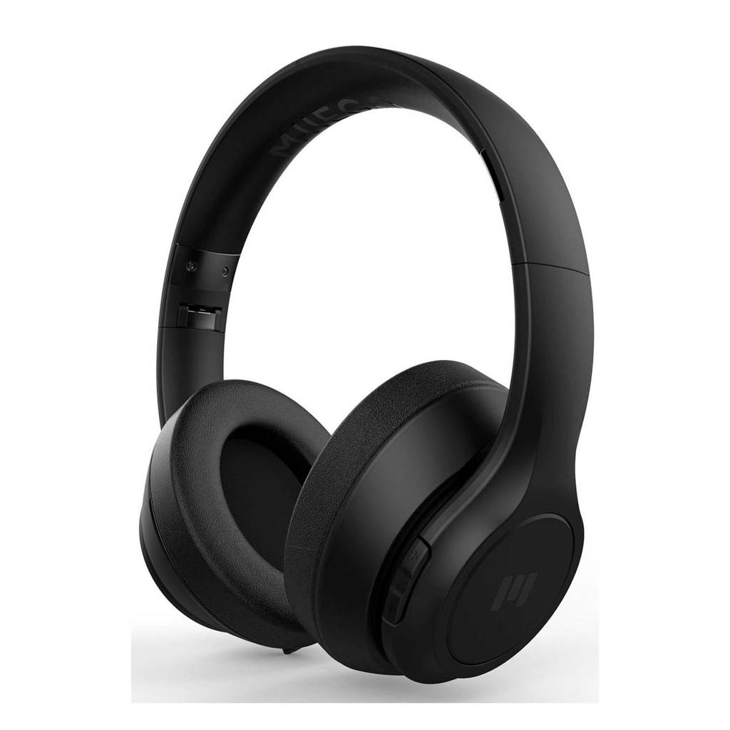 Miiego Boom Bluetooth on-ear koptelefoon (zwart), N.v.t.