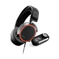 Steelseries  Arctis Pro gaming headset + DAC (PC/PS4), Zwart