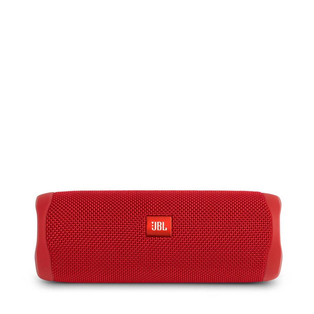 JBL Flip 5  Bluetooth speaker (rood), Rood
