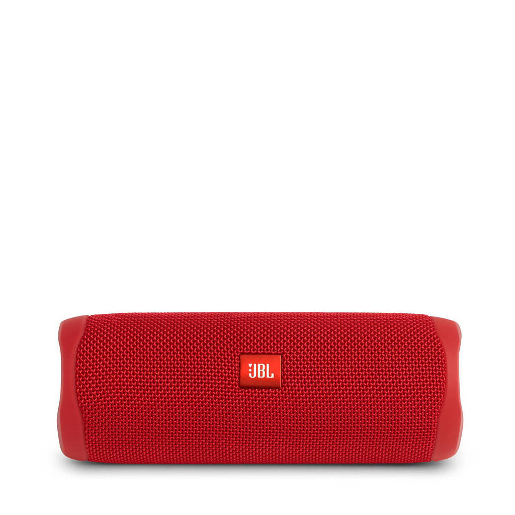 JBL Flip 5 RED Bluetooth speaker, Rood