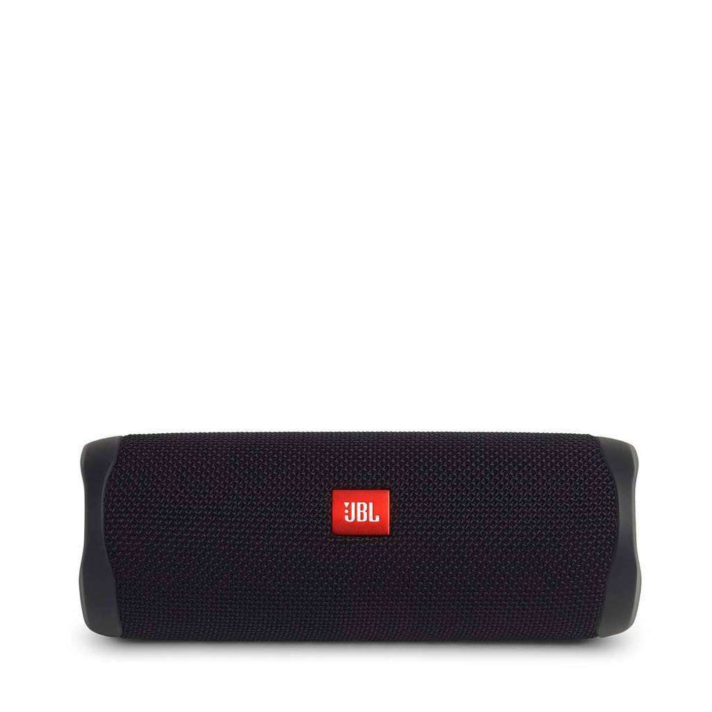 JBL FLIP 5 BLACK  Bluetooth speaker, Zwart