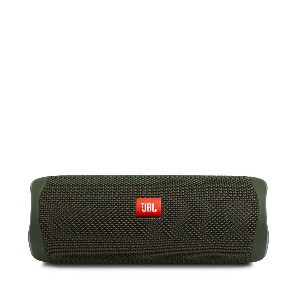 JBL Flip 5  Bluetooth speaker (groen), Groen