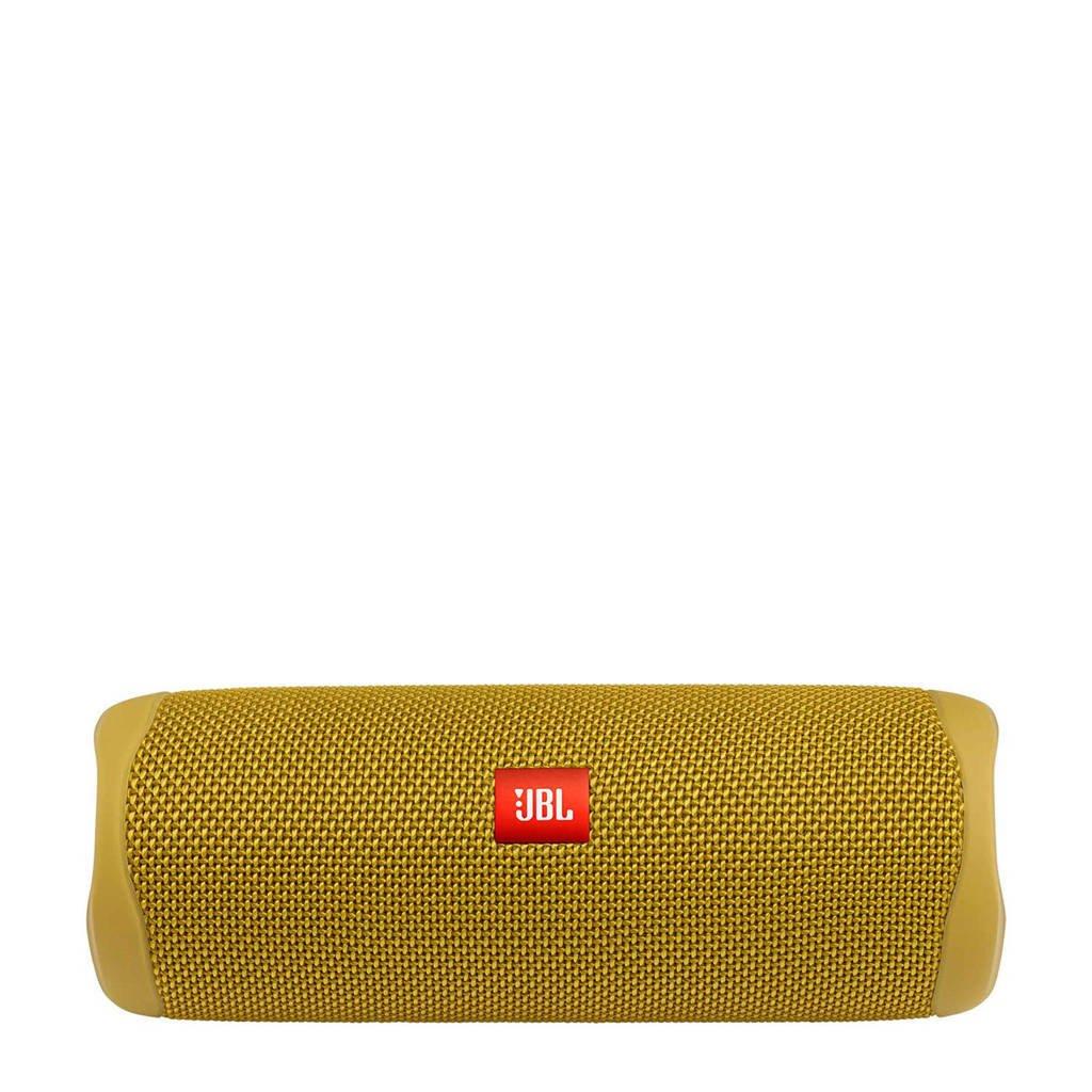 JBL Flip 5  Bluetooth speaker (geel), Geel