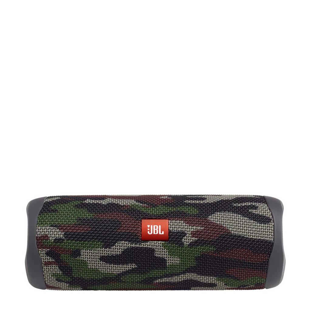 JBL FLIP 5 SQUAD  Bluetooth speaker, Camouflage