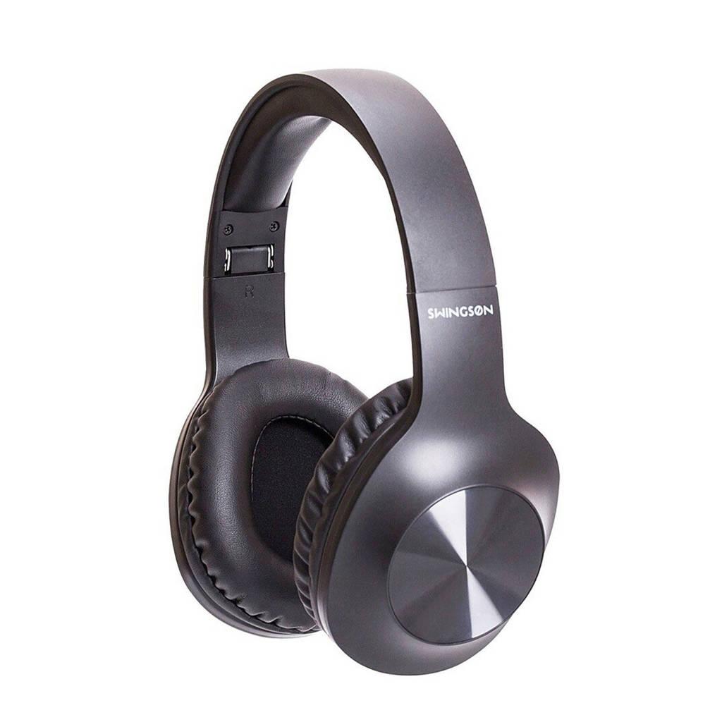 Swingson  Bluetooth over-ear koptelefoon, Zwart