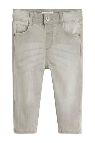 baby high waist skinny jeans
