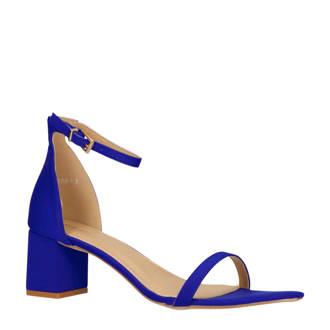 Meghan-1 sandalettes kobalt