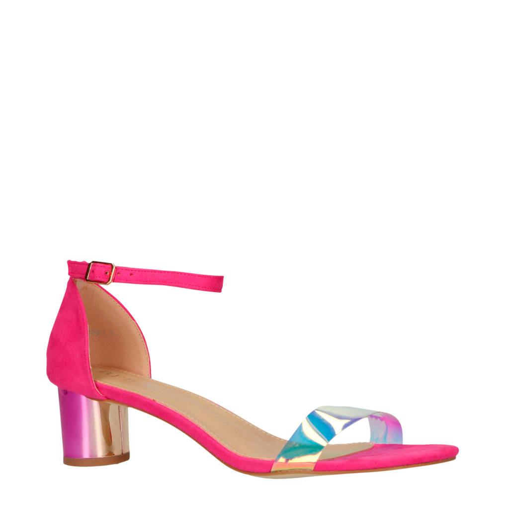 Bebo Rhona sandalettes roze, Roze