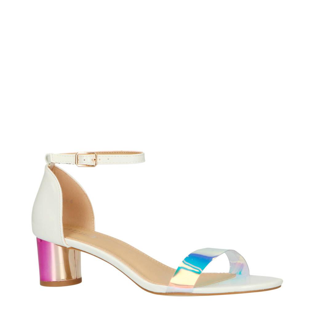 Bebo Rhona sandalettes wit, Wit