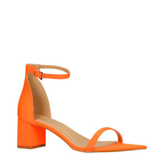 Meghan-1 sandalettes oranje