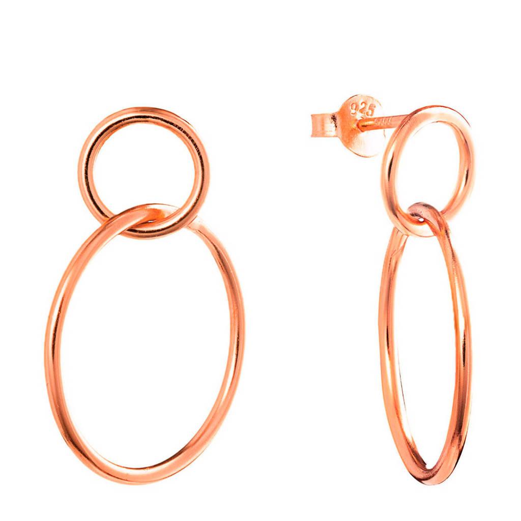 Selected Jewels oorbellen SJ0210160, Goudkleurig