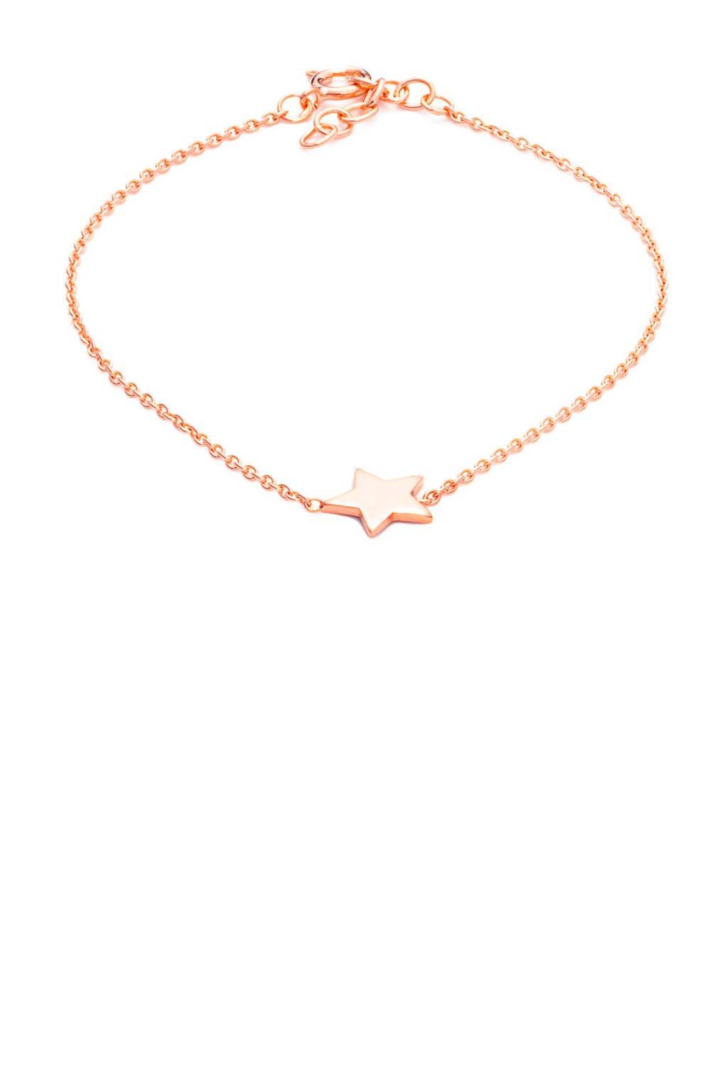 Selected Jewels armband SJ2010103 roségoudkleurig, Zilverkleurig