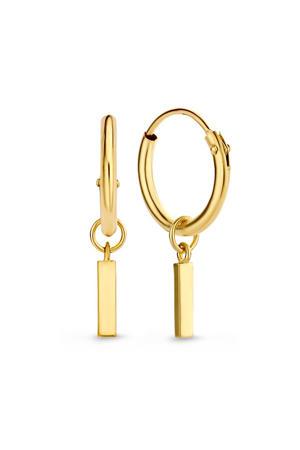 14 karaat gouden oorbellen - IB0301194.