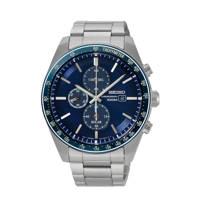 Seiko Chronograaf horloge SSC719P1, Zilverkleurig