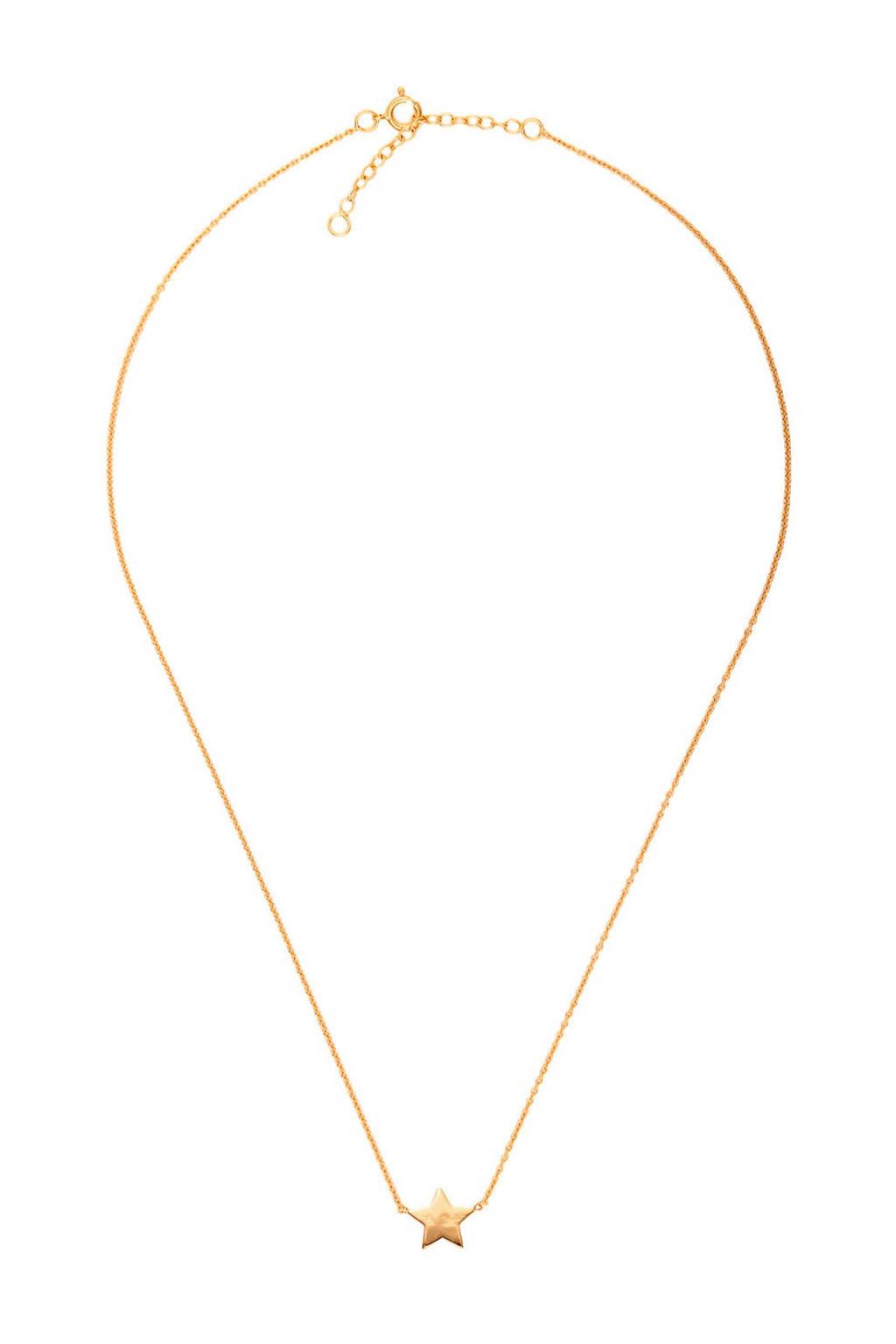 Selected Jewels Zilver ketting SJ1010128, Zilverkleurig