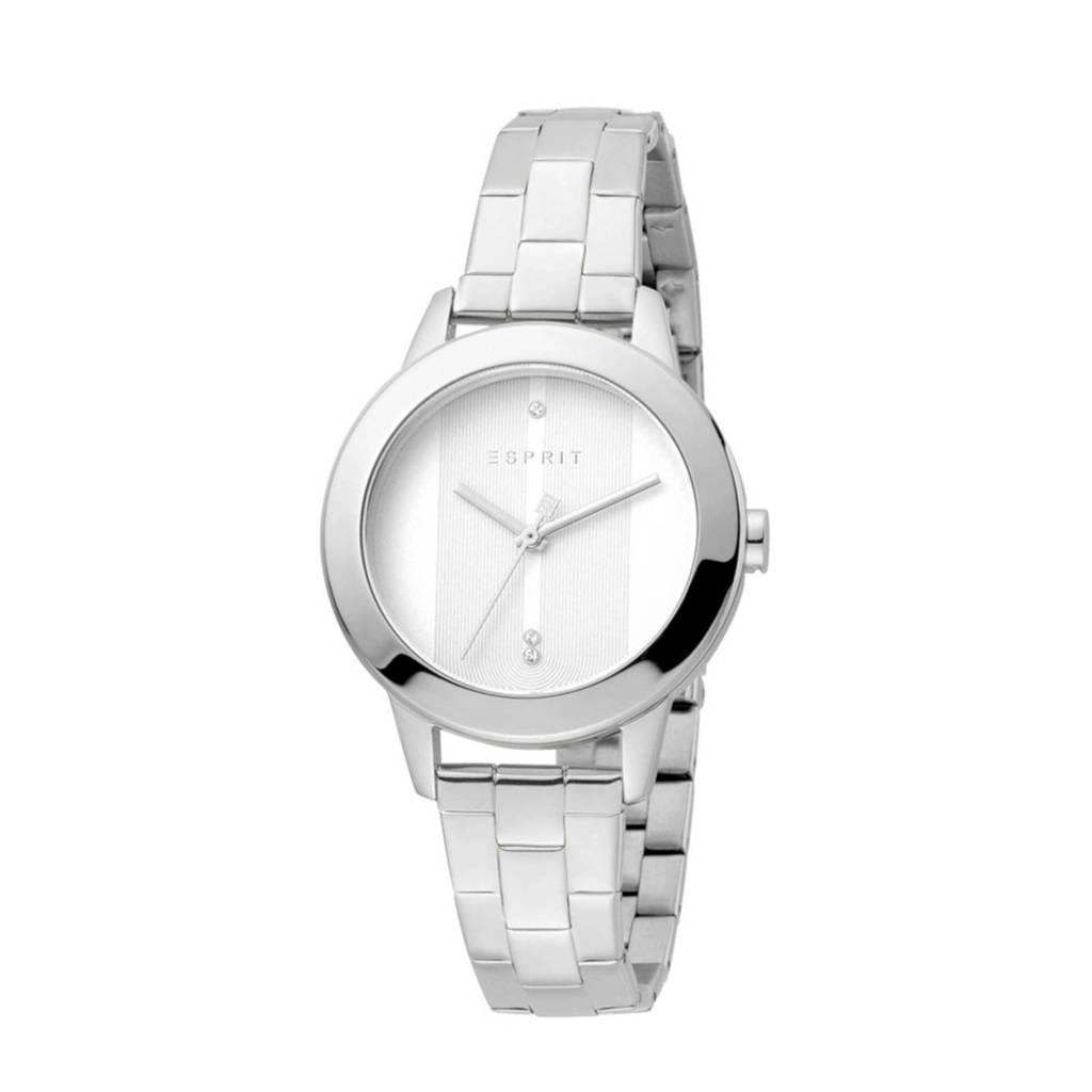 ESPRIT horloge ES1L105M0265 zilver, Zilverkleurig