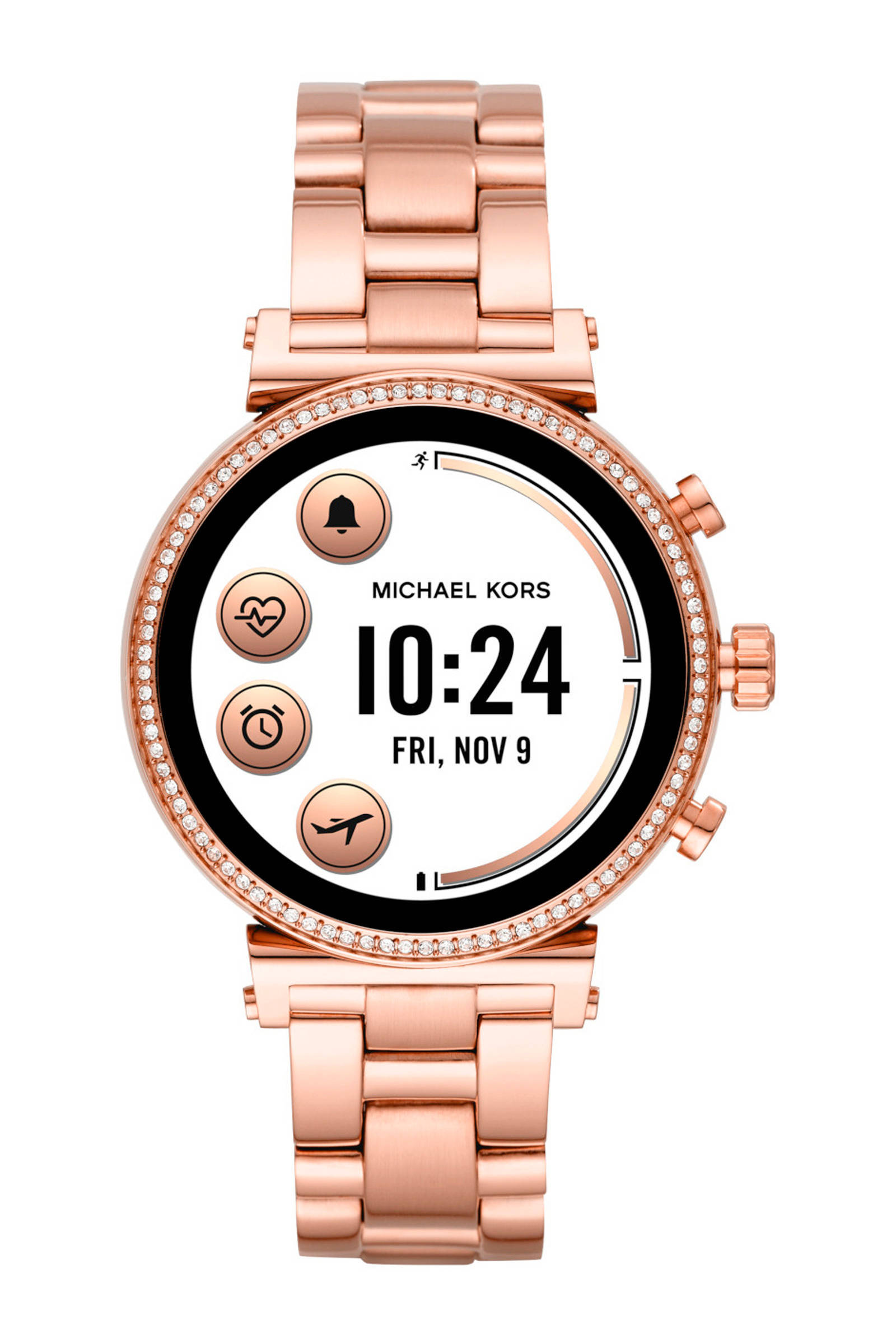 Sofie Gen 4 Display Smartwatch MKT5063 rosé