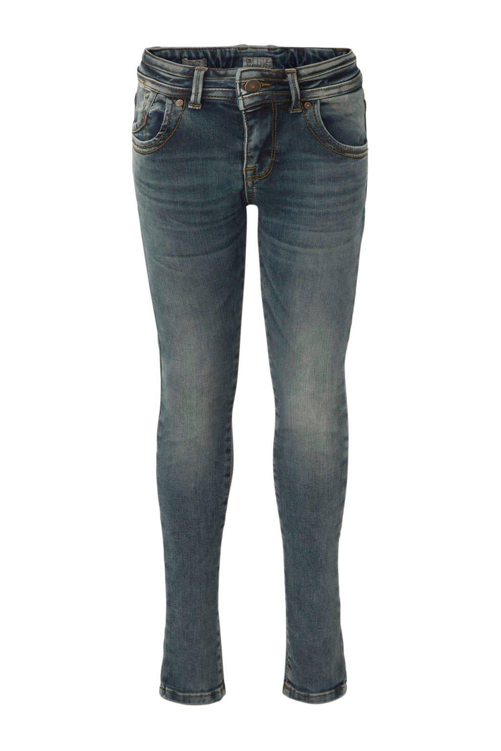 LTB skinny jeans dark denim, Dark denim