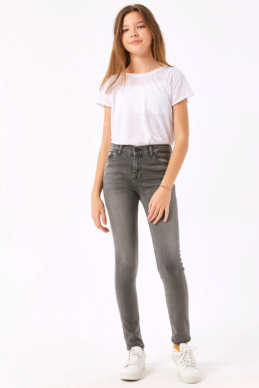LTB skinny fit jeans Amy grijs, Grijs (Luta wash)