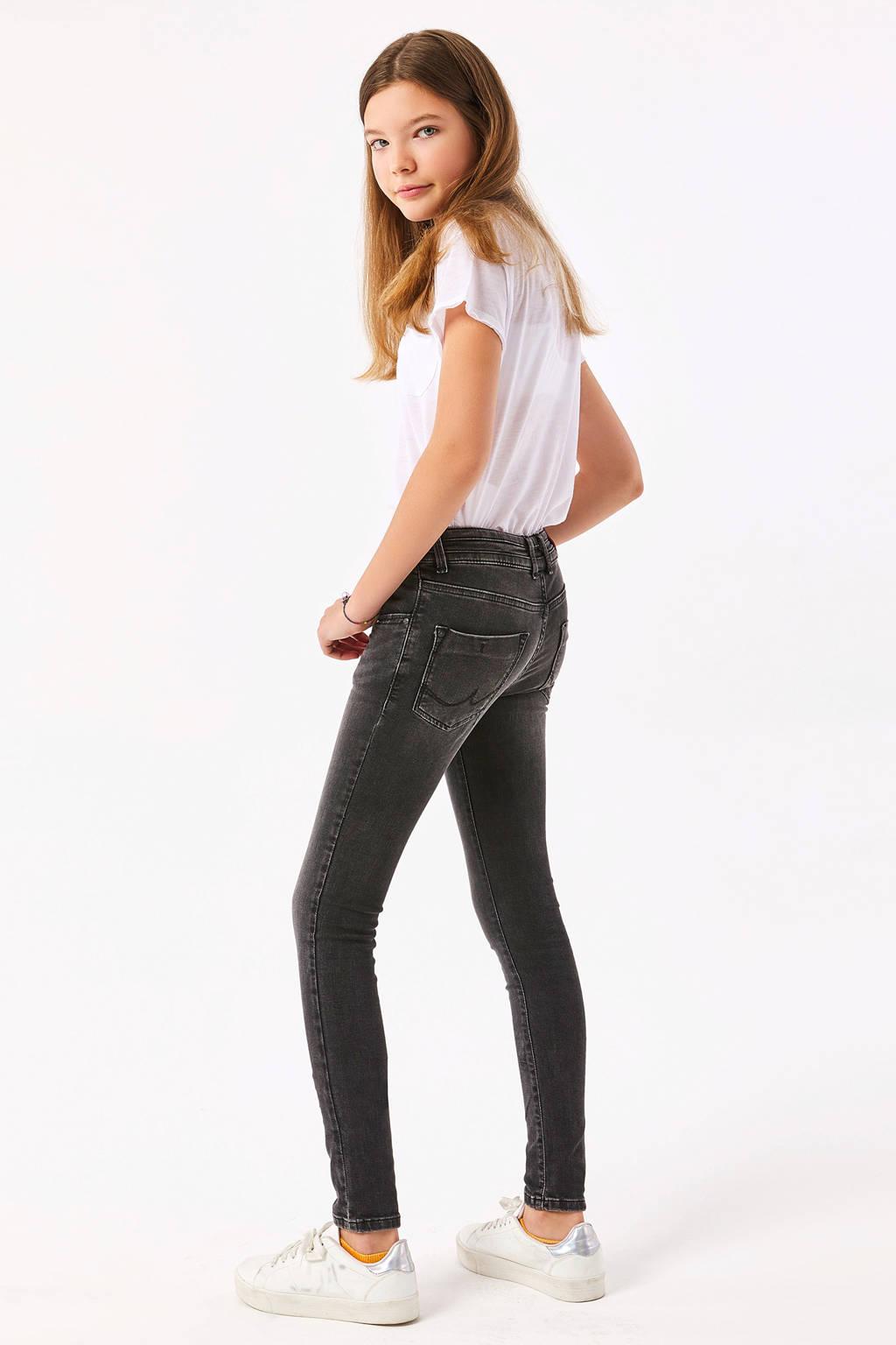 LTB skinny jeans zwart, Zwart