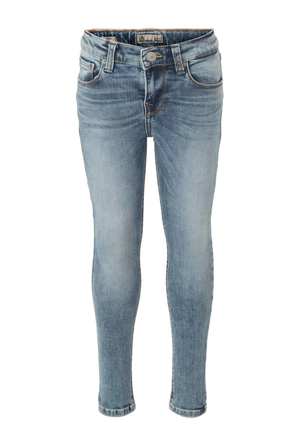 LTB skinny jeans Amy, Light denim