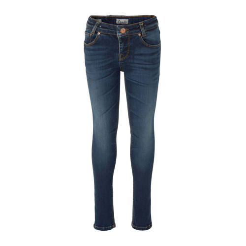 LTB skinny jeans Luna donkerblauw (muly wash)