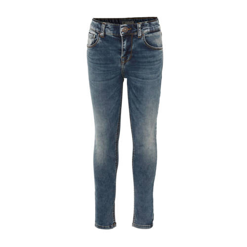 LTB skinny fit jeans Amy donkerblauw
