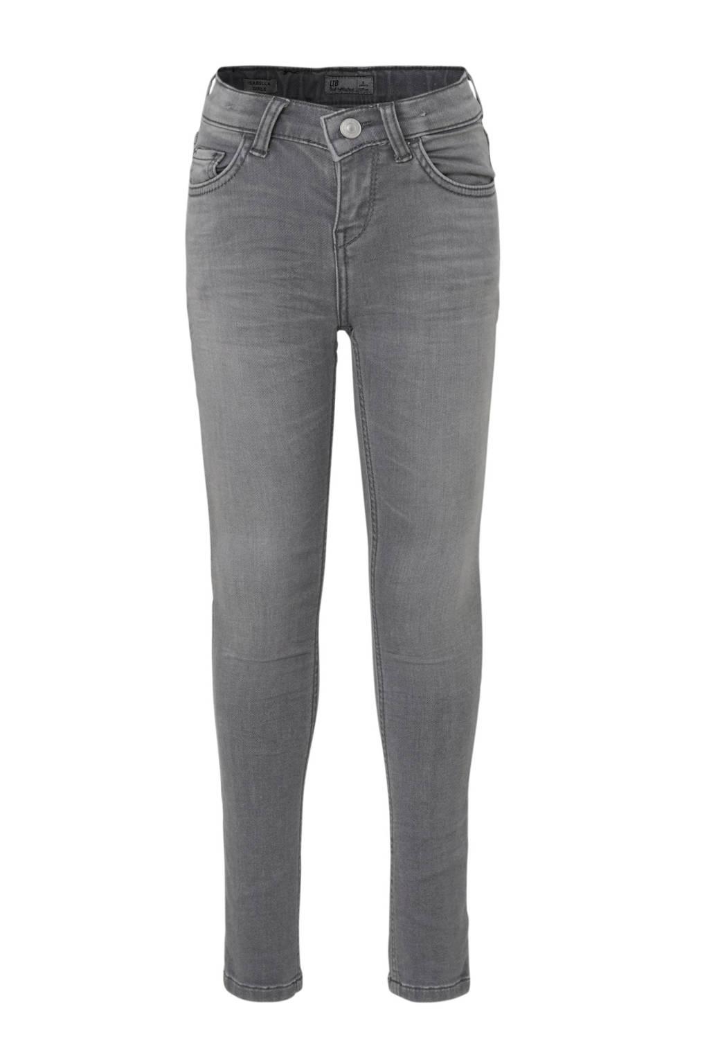 LTB skinny fit jeans Isabella grijs, Grijs (Moonfire wash)