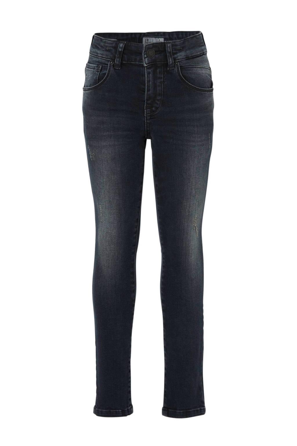 LTB slim fit jeans Rafiel donkerblauw, Donkerblauw (Jisen wash)