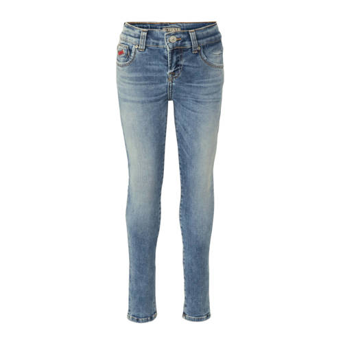 LTB skinny fit jeans Ravi lichtblauw