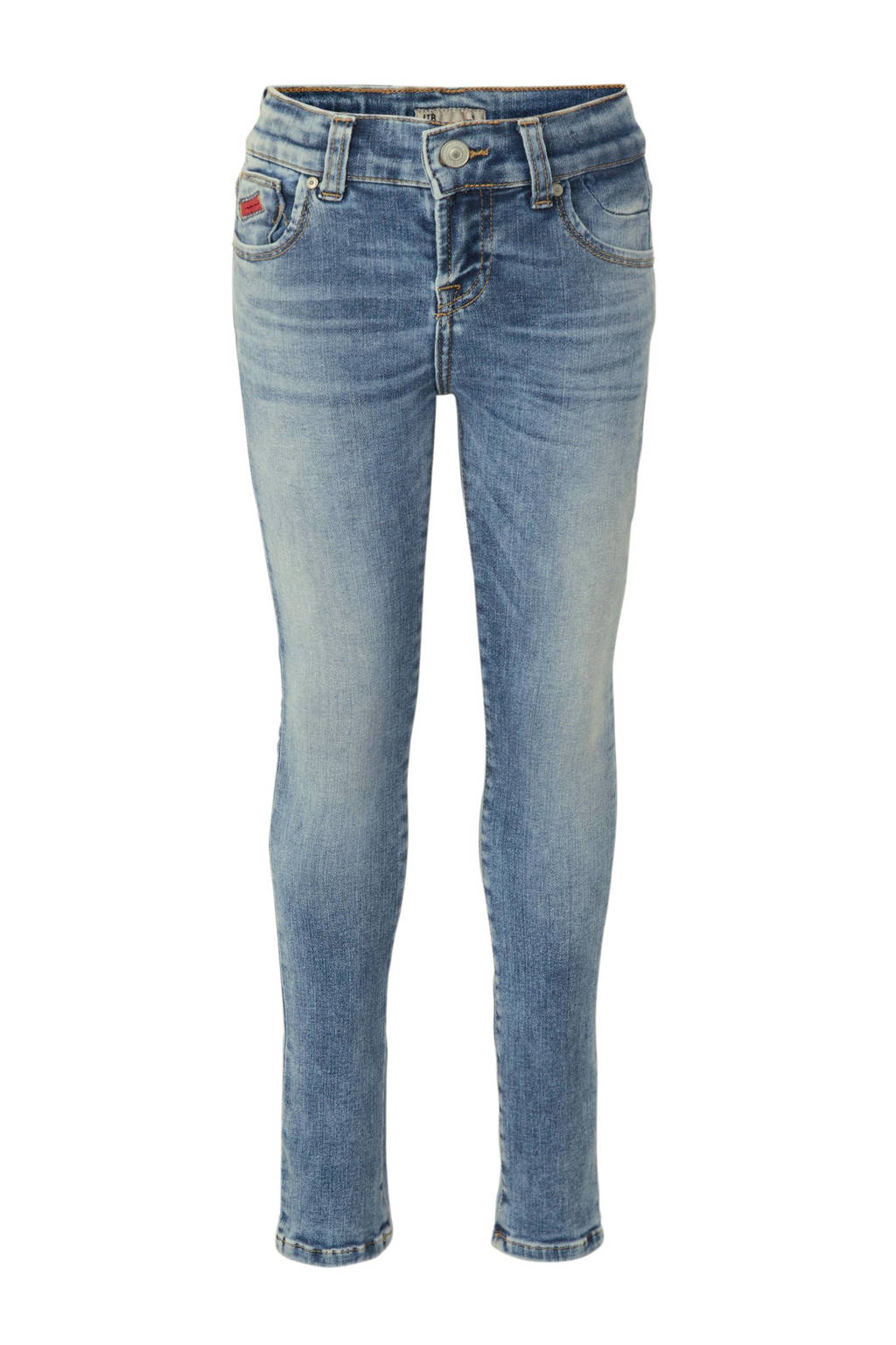LTB skinny fit jeans Ravi lichtblauw, Lichtblauw (Etu wash)