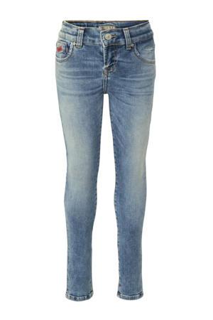 skinny fit jeans Ravi lichtblauw