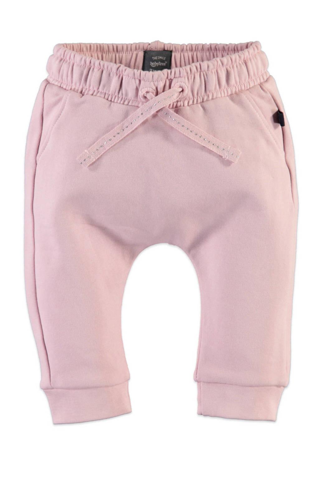 Babyface joggingbroek roze, Roze