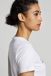 Tommy Hilfiger T-shirt wit, Wit