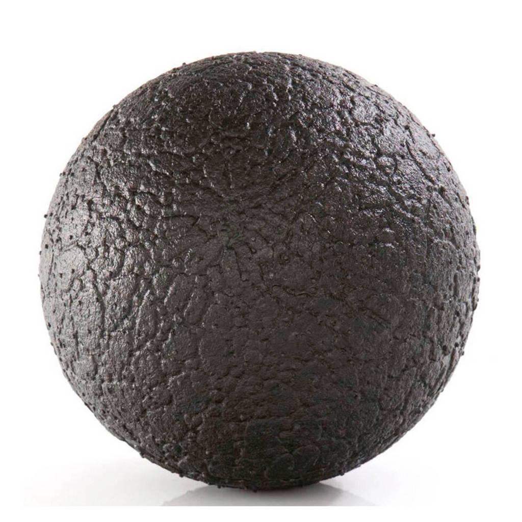 Gymstick Active recovery ball 10 cm - Met Online Trainingsvideo's, Zwart