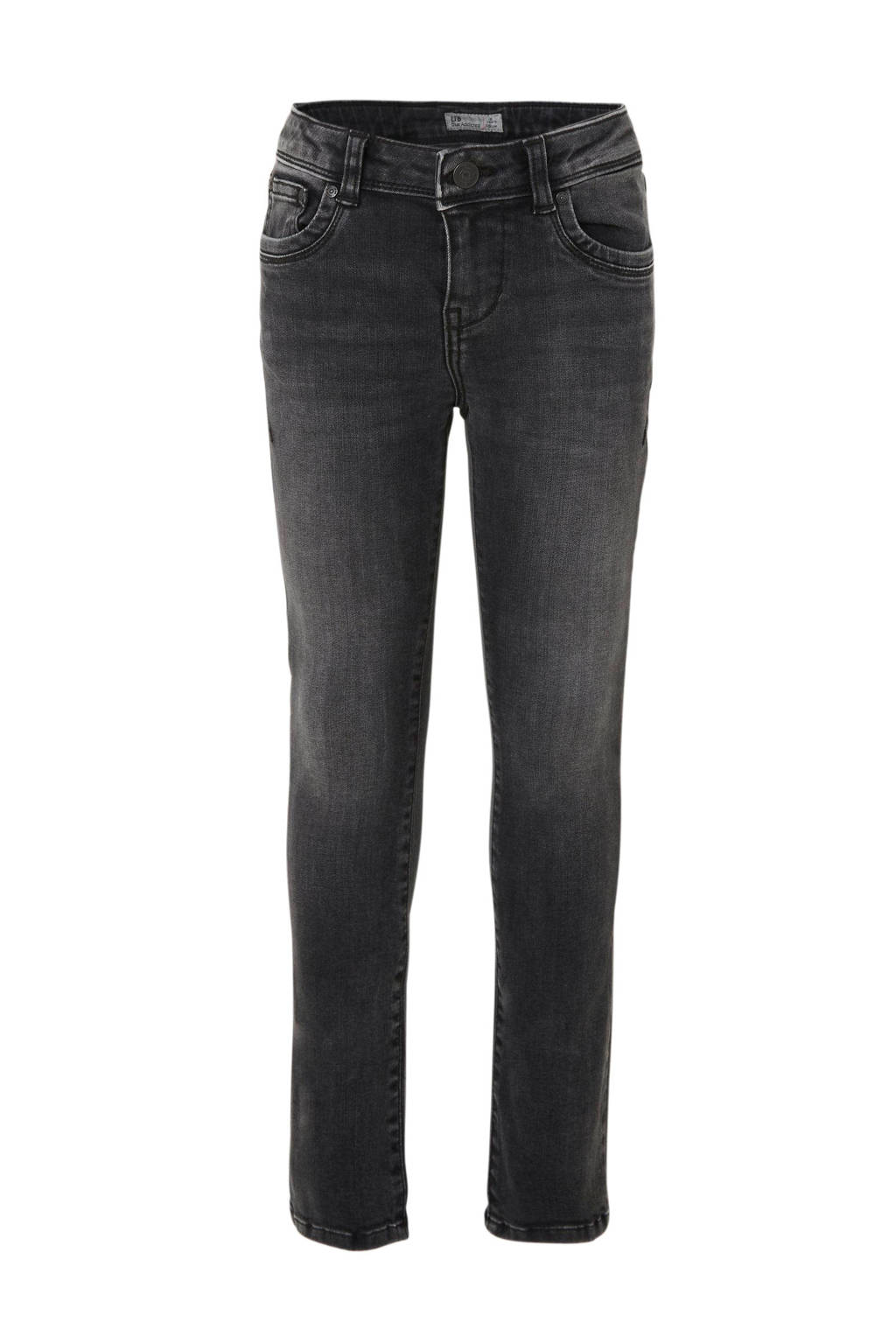 LTB flared fit jeans Valerie donkerblauw, Donkerblauw (Black Vivid wash)