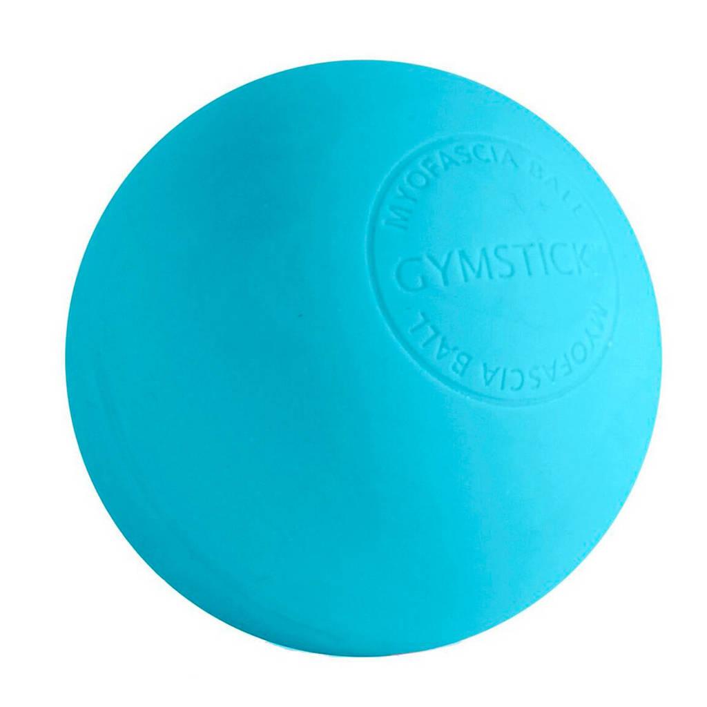 Gymstick Active Myofascia massage bal - Met Online Trainingsvideo's, Blauw