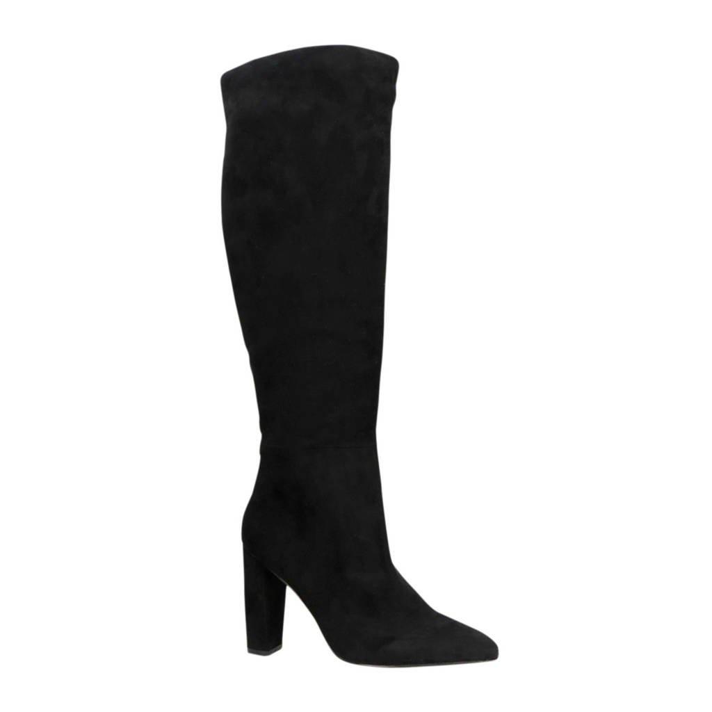 Sacha   laarzen zwart, Zwart