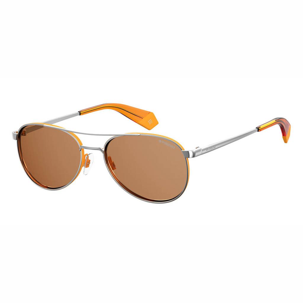 Polaroid zonnebril PLD 6070/S/X geel, Geel