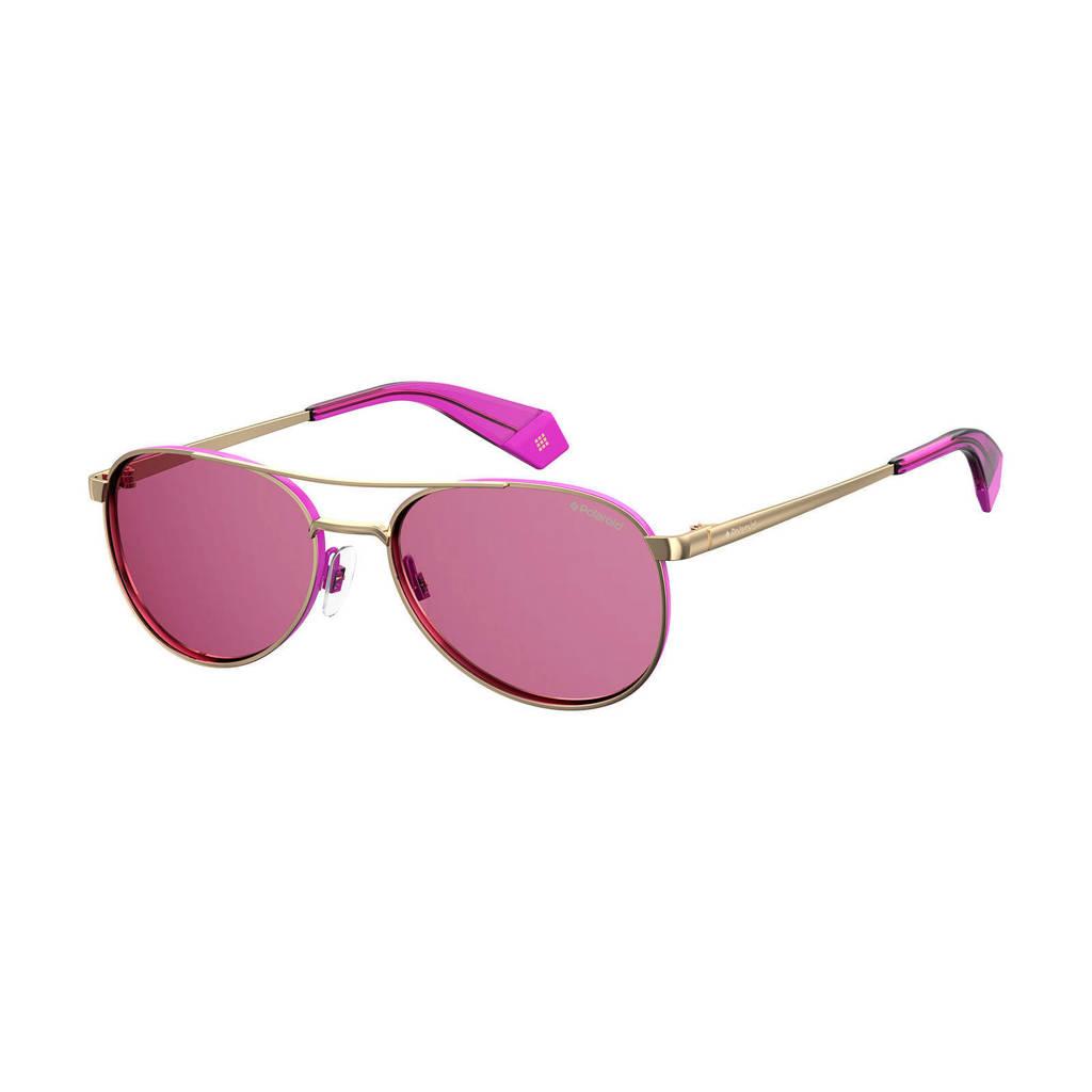 Polaroid zonnebril PLD 6070/S/X roze, goud/roze