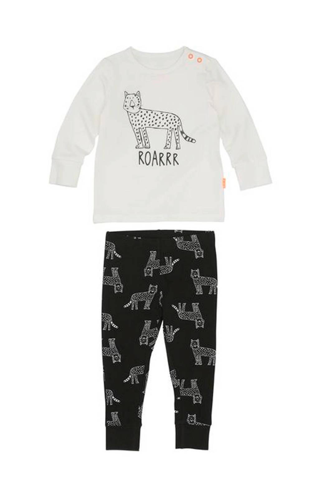 Hema Bamboe Jas.Hema Baby Pyjama Met Bamboe Zwart Wehkamp