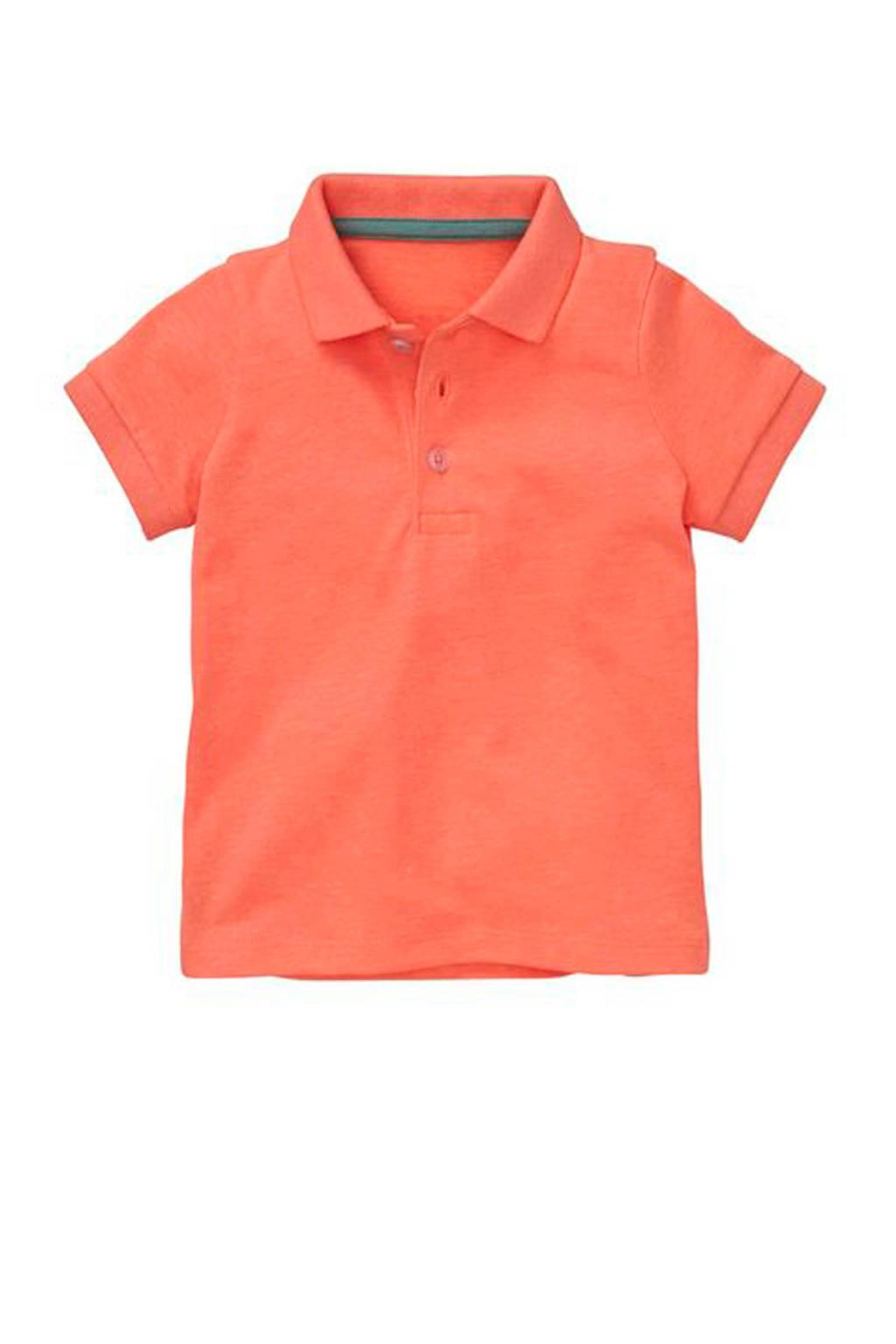 HEMA polo oranje, Oranje